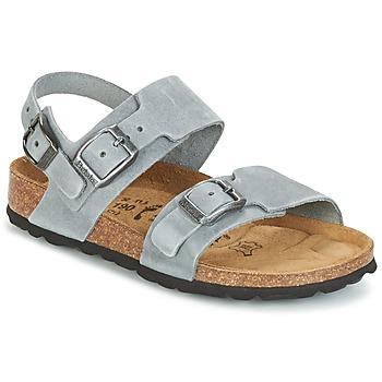 Chaussures Garçon Sandales et Nu-pieds Betula Original Betula Fussbett GLOBAL 2 Gris