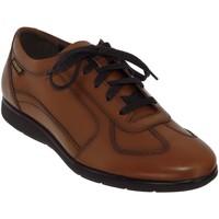 Chaussures Homme Richelieu Mephisto Leonzio Marron clair cuir