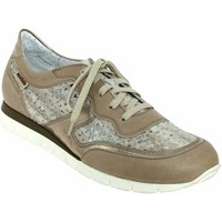 Chaussures Femme Richelieu Mobils By Mephisto KADIA PERF Taupe cuir