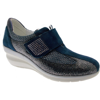 Chaussures Femme Slip ons Riposella RIP76221bl blu