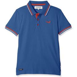 Vêtements Garçon Polos manches courtes Kaporal Polo Garçon Rasoc Bleu 19