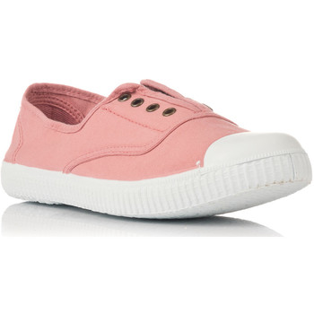 Chaussures Baskets basses Victoria 6623 rose