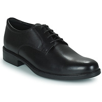 Chaussures Homme Derbies Geox CARNABY D Noir