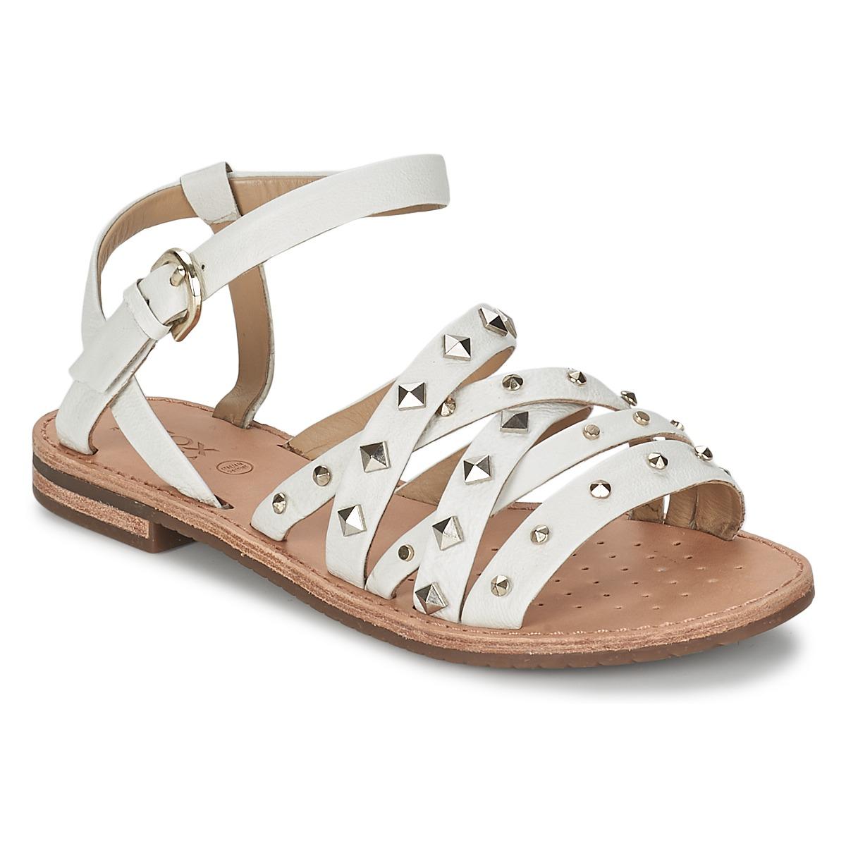 Sandale Geox JOLANDA E Blanc