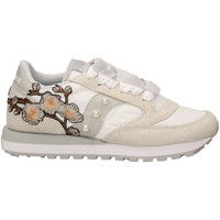 Chaussures Femme Baskets basses Saucony JAZZ PEARL blanc
