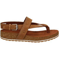 Chaussures Femme Sandales et Nu-pieds Timberland MALIBU WAVES THONG Marron