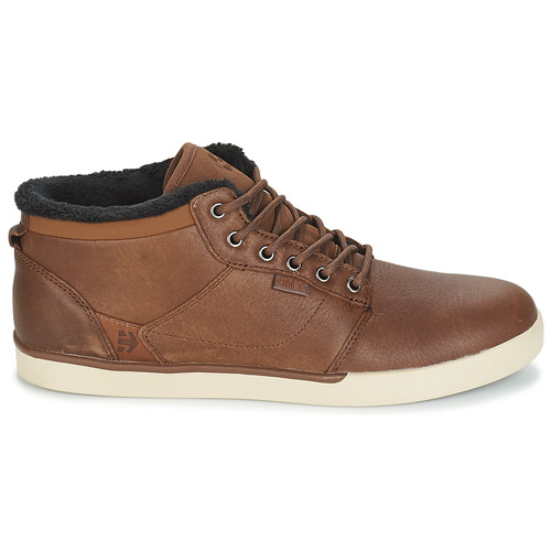 Chaussures Baskets Montantes Etnies Marron Homme Mid Jefferson Aj354RqL