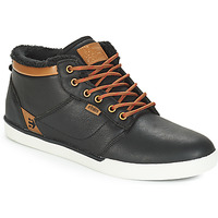 Chaussures Homme Baskets montantes Etnies JEFFERSON MID LX SMU Noir / Marron