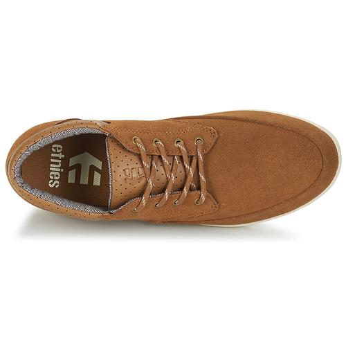Etnies Cognac Basses Homme Macallan Chaussures Baskets v80wONymn