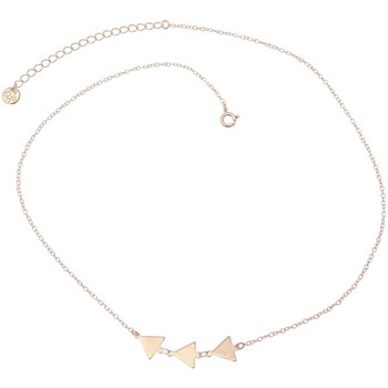 Montres & Bijoux Femme Colliers / Sautoirs Pya Collier multi motifs 1 rang collection EQUI Or