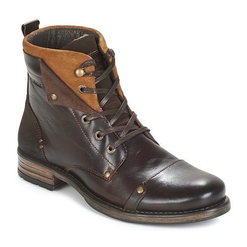 Yedes Marron Homme Yedes Boots Redskins Redskins xoeWdCrB