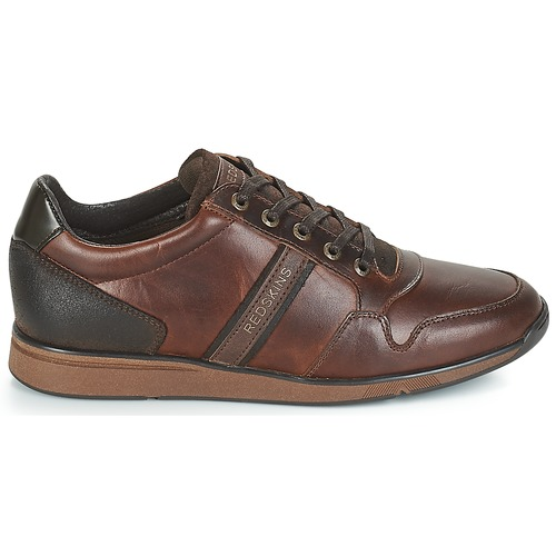 Baskets Homme Redskins Basses Marron Crepino mwv8OyNn0