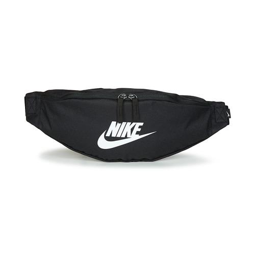 Sacs Sacs banane Nike NIKE SPORTSWEAR HERITAGE Noir