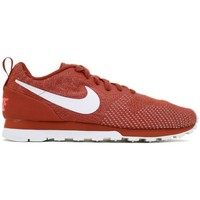 Chaussures Homme Baskets basses Nike MD RUNNER 2 ENG MESH rouge