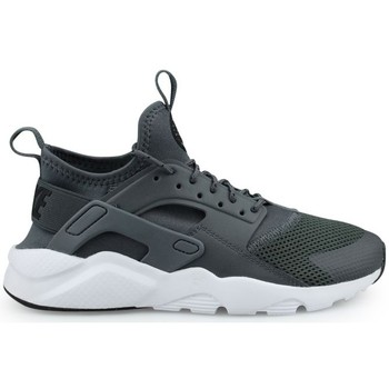 Chaussures Garçon Baskets basses Nike Air Huarache Run Ultra Junior Gris Gris