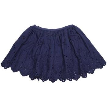 Vêtements Fille Jupes Interdit De Me Gronder Jupe VOILE Bleu
