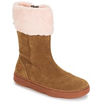 Chaussures Fille Boots Camper KIDO Marron