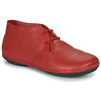 Chaussures Femme Derbies Camper RIGHT NINA Rouge