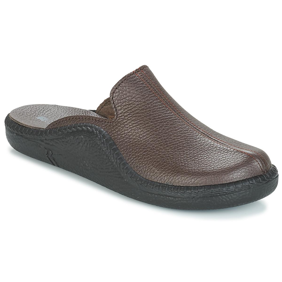Romika PRASIDENT 88 Noir - Livraison Gratuite avec - Chaussures Chaussons Homme
