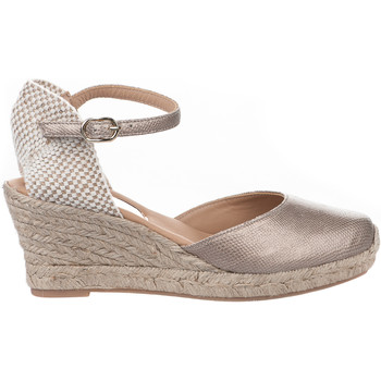 Chaussures Espadrilles Conchisa Espadrilles femme -  - Taupe - 36 TAUPE