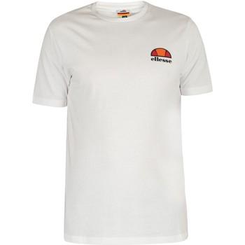 Vêtements Homme T-shirts manches courtes Ellesse Homme T-shirt Canaletto, Blanc blanc