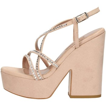 Chaussures Femme Sandales et Nu-pieds Albano 3748 NUDE