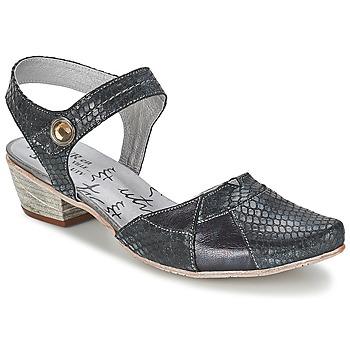 Chaussures Femme Sandales et Nu-pieds Un tour en ville DEEMU Noir