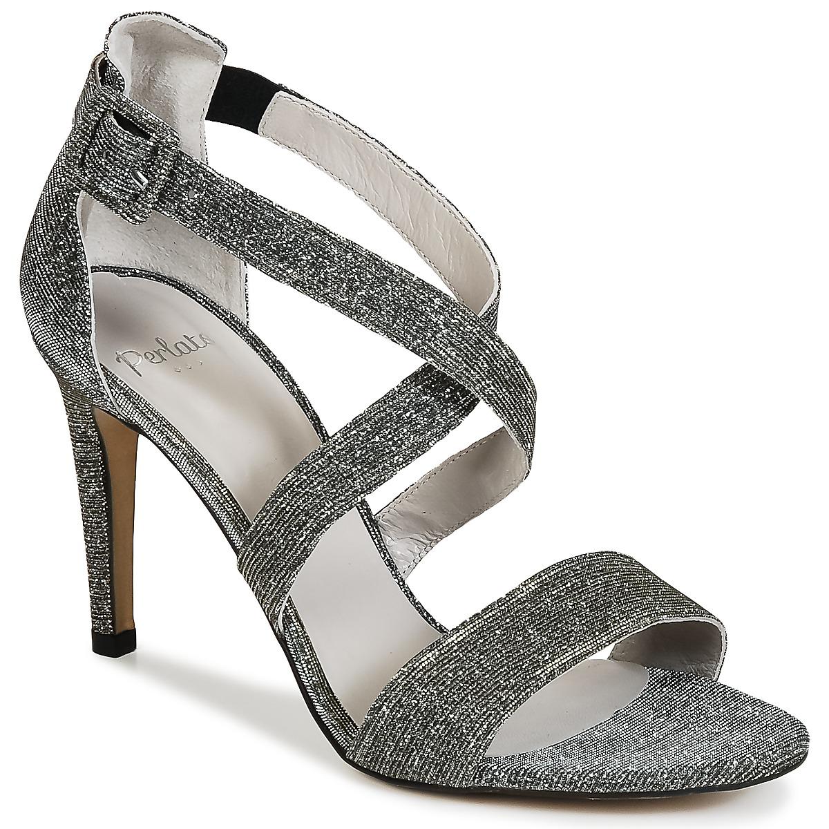 Sandale Perlato ALAMA Argent