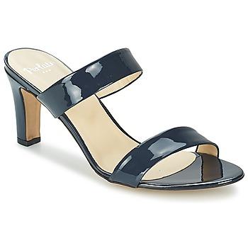 Chaussures Femme Mules Perlato MIRA Marine