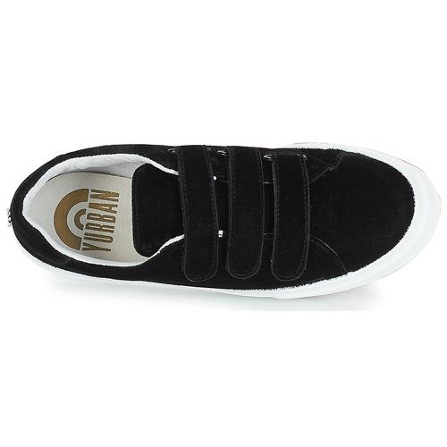 Jozzy Femme Basses Yurban Noir Chaussures Baskets wZTOiXuPk