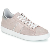 Chaussures Femme Baskets basses Yurban JEMMY Rose