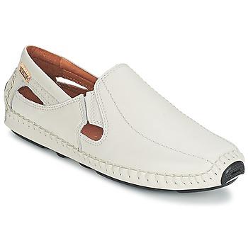 Chaussures Homme Mocassins Pikolinos JEREZ 60 Blanc
