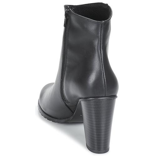 JOTTA So Size bottines femme noir
