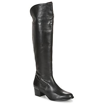 Chaussures Femme Cuissardes So Size JICHELIEU Noir