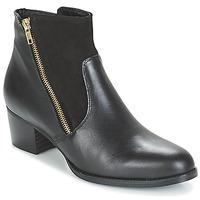 Chaussures Femme Bottines So Size JOCASSU Noir