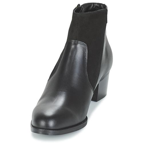 Size Noir Bottines Jopese Chaussures Femme So qSMVpUz