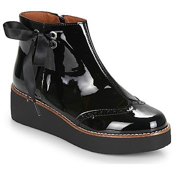 Chaussures Femme Boots Fericelli JANDICI Noir
