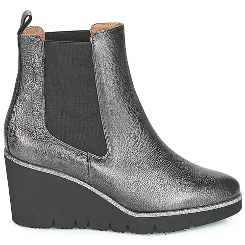 Jeramo Argenté Fericelli Boots Argenté Jeramo Fericelli Jeramo Boots Femme Fericelli Femme lFJ3KuT1c