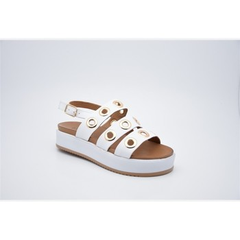 Chaussures Femme Sandales et Nu-pieds Inuovo 8738 Blanc