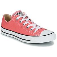 Chaussures Femme Baskets basses Converse CHUCK TAYLOR ALL STAR OX orange corail