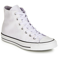 Chaussures Femme Baskets montantes Converse CHUCK TAYLOR ALL STAR HI Blanc / Blanc