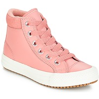 Chaussures Fille Baskets montantes Converse CHUCK TAYLOR ALL STAR PC BOOT HI Rust Pink/Burnt Caramel/Rust Pink