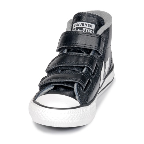 Black White 3v Chaussures Player Baskets mason Montantes Star vintage Enfant Converse Mid OPXiukZ