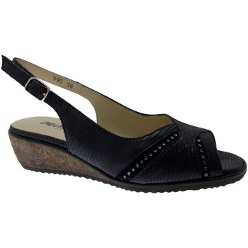 Chaussures Femme Sandales et Nu-pieds Melluso MET425bl blu