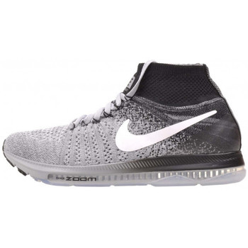 Chaussures Femme Baskets montantes Nike Zoom All Out Flyknit - Ref. 845361-003 Gris
