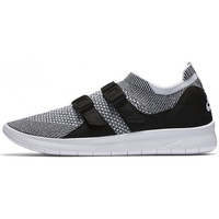 Chaussures Femme Baskets basses Nike Air Sock Racer Ultra Flyknit - Ref. 896447-002 Noir