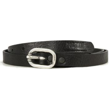 Accessoires textile Homme Ceintures Portman ceinture  panthere noir noir