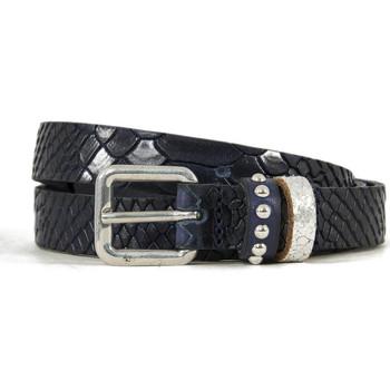 Accessoires textile Homme Ceintures Portman ceinture  absinthe bleu bleu