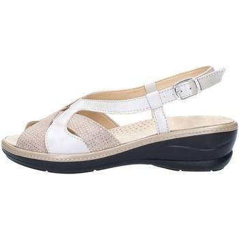 Chaussures Femme Sandales et Nu-pieds Cinzia Soft IO3690P-CS Sandales Femme Beige Beige