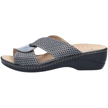 Chaussures Femme Sandales et Nu-pieds Cinzia Soft IAEH63-LS Sandales Femme Inox Inox
